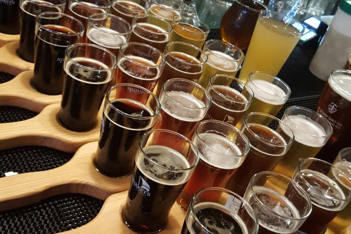 A West Coast Brewery Tour